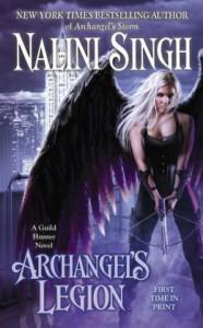 Archangel's Legion  - Nalini Singh