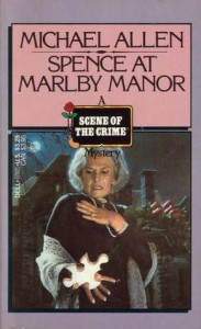 Spence at Marlby Manor - Michael Derek Allen