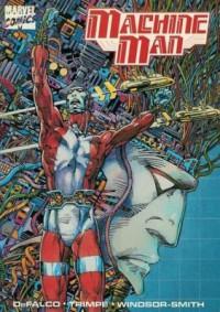 Machine Man - Tom DeFalco, Herb Trimpe, Barry Windsor-Smith