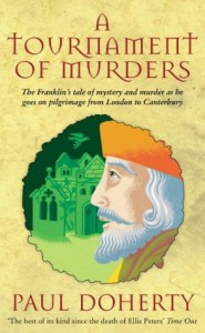A Tournament of Murders - Paul Doherty