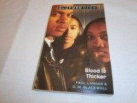 Blood Is Thicker (Bluford High, Book 8) - Paul Langan, D. M. Blackwell