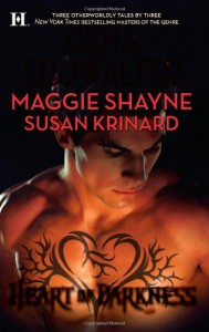 Heart of Darkness: The Darkest AngelLove Me to DeathLady of the Nile - 'Gena Showalter',  'Maggie Shayne',  'Susan Krinard'