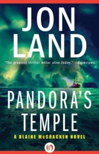 Pandora's Temple (The Blaine McCracken) - Jon Land