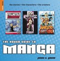 Rough Guide To Manga - Yadao Jason
