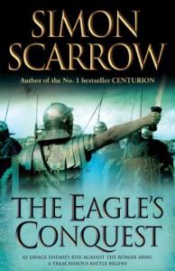 The Eagle's Conquest  - Simon Scarrow