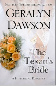 The Texan's Bride - Geralyn Dawson