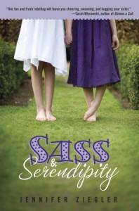 Sass & Serendipity - Jennifer Ziegler