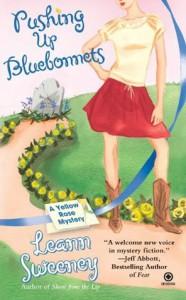 Pushing Up Bluebonnets - Leann Sweeney