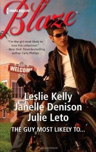 The Guy Most Likely To... - Leslie Kelly, Janelle Denison, Julie Leto