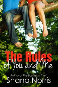 The Rules of You and Me - Shana Norris
