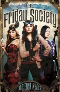 The Friday Society - Adrienne Kress