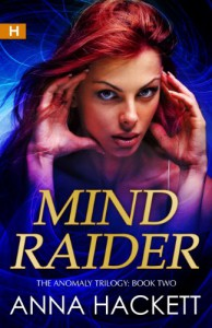 Mind Raider - Anna Hackett