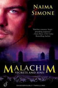 Secrets and Sins:  Malachim - Naima Simone