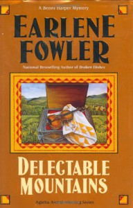 Delectable Mountains - Earlene Fowler
