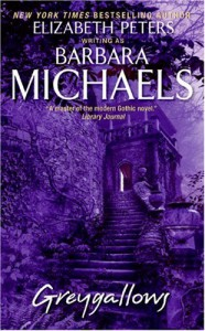 Greygallows - Barbara Michaels
