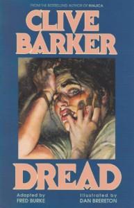 Dread - Clive Barker