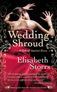 The Wedding Shroud - A Tale of Ancient Rome - Elisabeth Storrs
