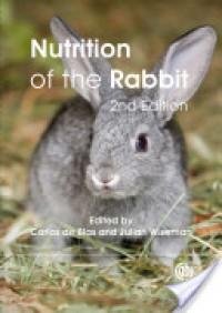 Nutrition Of The Rabbit - Carlos de Blas, Julian Wiseman
