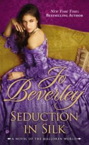 Seduction In Silk - Jo Beverley