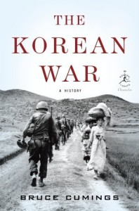 The Korean War: A History - Bruce Cumings