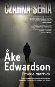 Prawie martwy - Åke Edwardson