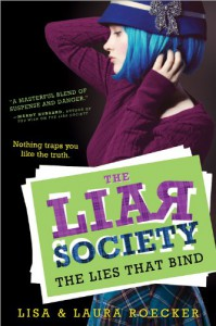 The Lies That Bind - Lisa Roecker, Laura Roecker