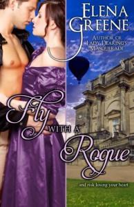 Fly with a Rogue - Elena Greene