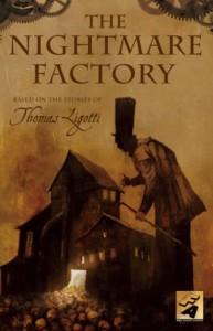 The Nightmare Factory (Graphic Novel) - Thomas Ligotti