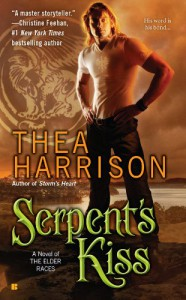 Serpent's Kiss (Elder Races, #3) - Thea Harrison,  Sophie Eastlake