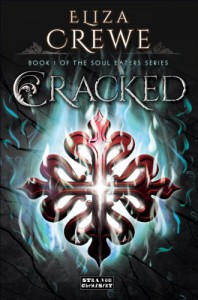 Cracked (Strange Chemistry) - Eliza Crewe