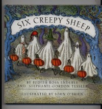 Six Creepy Sheep - Judith Ross Enderle