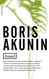Azazel - Boris Akunin, Jerzy Czech