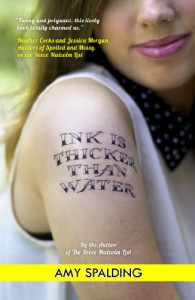 Ink is Thicker Than Water - Amy Spalding