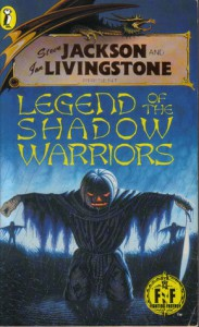 Legend of the Shadow Warriors - Stephen Hand