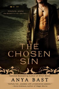 The Chosen Sin - Anya Bast