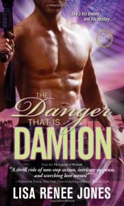 The Danger That Is Damion - Lisa Renee Jones