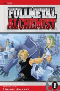 Fullmetal Alchemist, Vol. 08 - Akira Watanabe, Hiromu Arakawa
