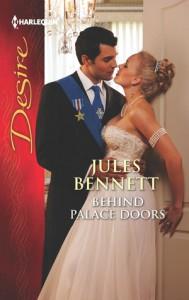Behind Palace Doors - Jules Bennett