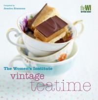 Vintage Tea Time - Jessica Simmons