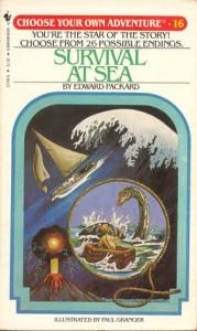 Survival at Sea - Edward Packard