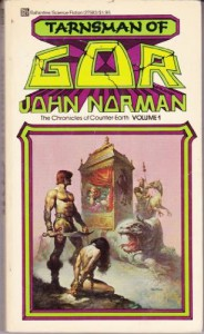 Tarnsman of Gor (The Chronicles of Counter-Earth #1) - John Norman