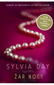 Żar nocy - Sylvia Day