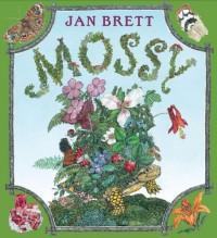 Mossy - Jan Brett