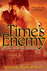 Time's Enemy (Saturn Society, #1) - Jennette Marie Powell