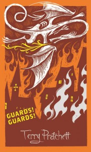 Guards! Guards!  - Terry Pratchett