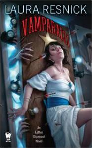 Vamparazzi: An Esther Diamond Novel - Laura Resnick