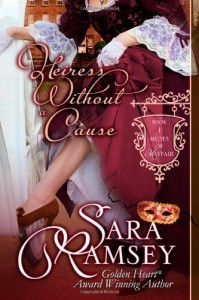 Heiress Without a Cause - Sara Ramsey