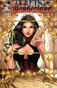 Wonderland Volume 3 - Raven Gregory