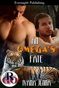 An Omega's Fate (Romance on the Go) - Iyana Jenna