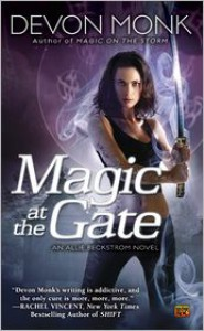 Magic at the Gate (Allie Beckstrom #5) - Devon Monk